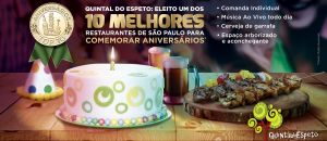 Quintal do Espeto / Happy hour
